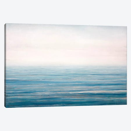 Fog On The Horizon VIII Canvas Print #PNO45} by Sienna Studio Canvas Art