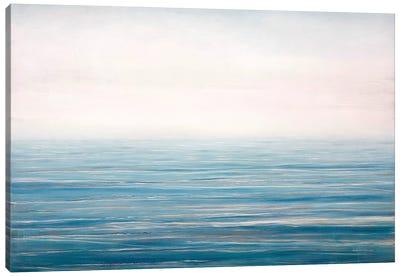 Fog On The Horizon VIII Canvas Art Print