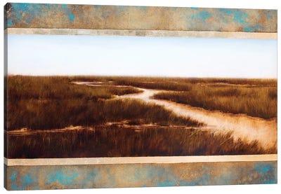 Path Of Least Resistance Canvas Art Print