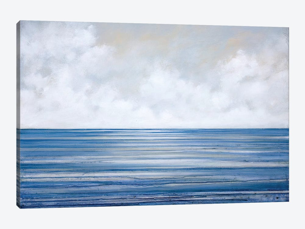 Silver Lining 1-piece Canvas Wall Art