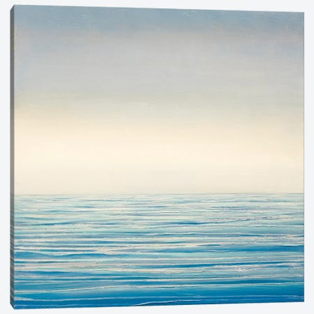 Stillness At Sea Canvas Print #PNO85} by Sienna Studio Canvas Artwork