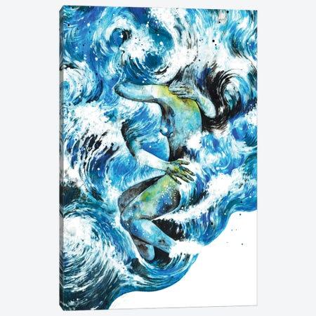 Come Home Canvas Print #PNY13} by Pride Nyasha Canvas Artwork