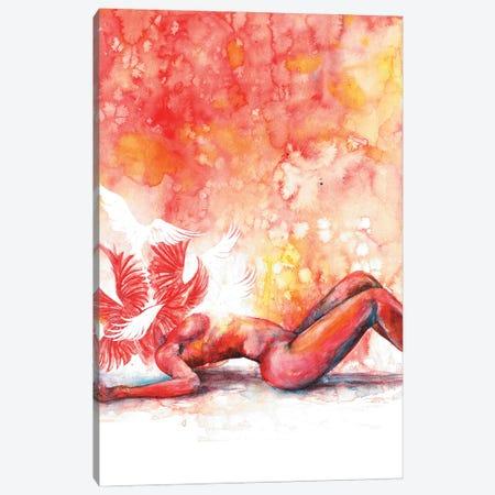 Cosmic Release Canvas Print #PNY15} by Pride Nyasha Art Print