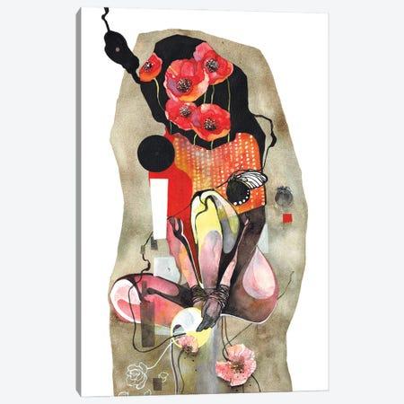Inner Peace Canvas Print #PNY20} by Pride Nyasha Canvas Print