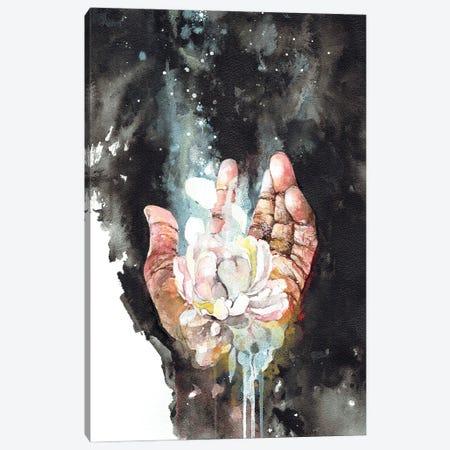 Let Go, Let Grow Canvas Print #PNY22} by Pride Nyasha Canvas Art Print
