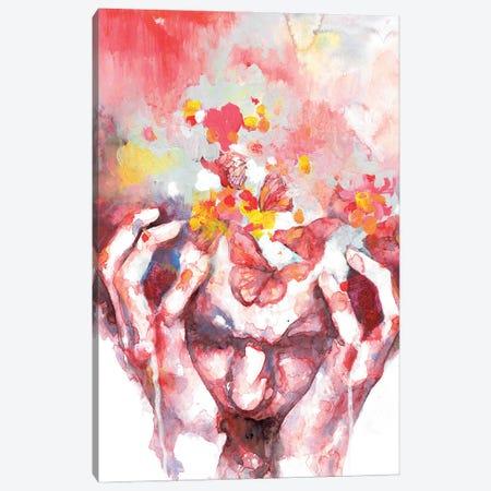 Making Sense Of It All Canvas Print #PNY25} by Pride Nyasha Canvas Wall Art
