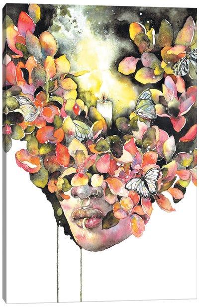 New Light Canvas Art Print