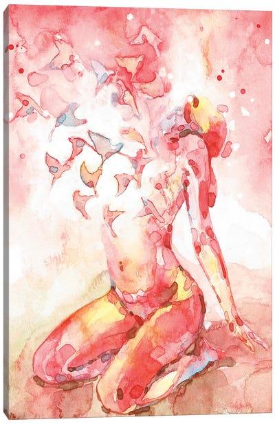 Breathe V Canvas Art Print