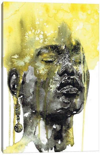 Catharsis Canvas Art Print
