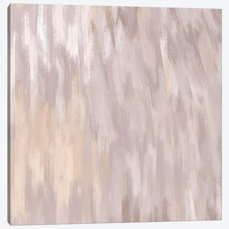 Linen Brush Strokes III 3-Piece Canvas #POB104} by Pomaikai Barron Canvas Artwork