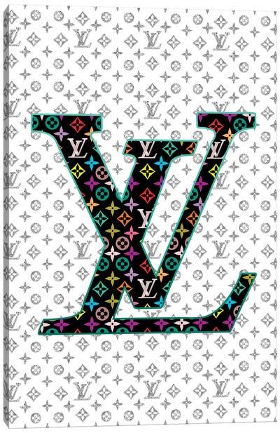 LV Fashion IV Canvas Art Print