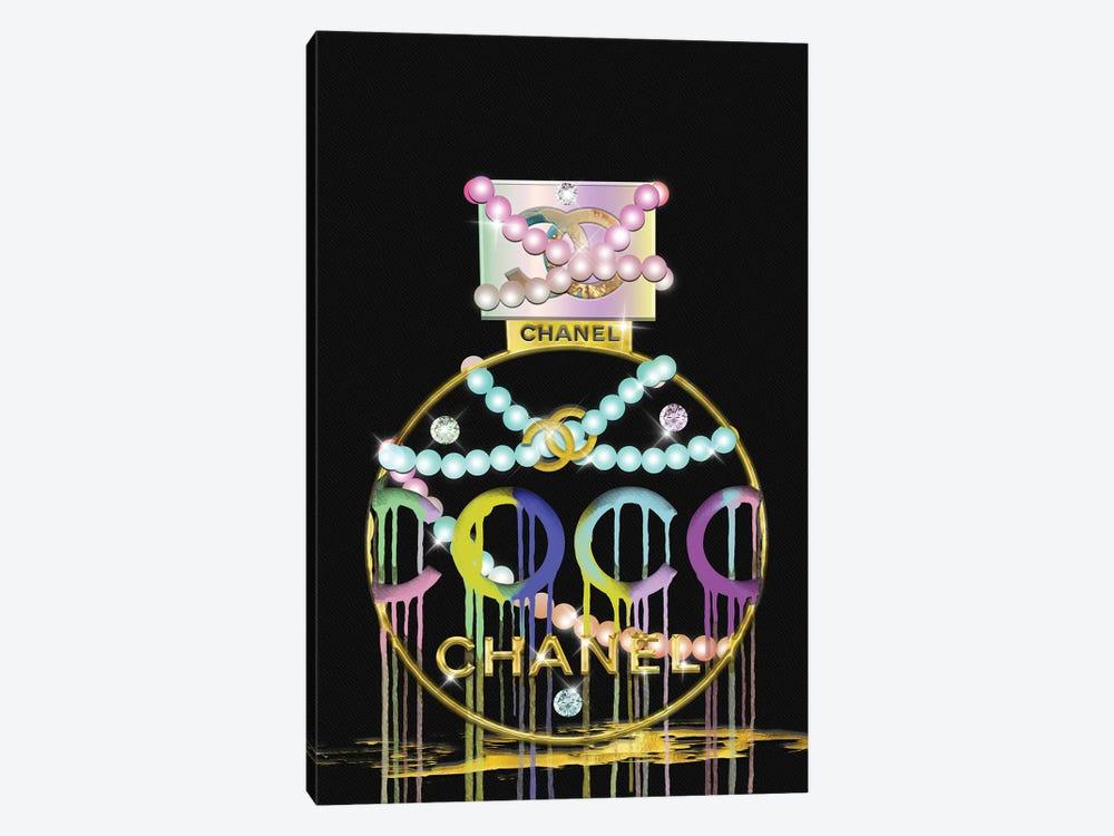 Diamonds Pearls and Perfume by Pomaikai Barron 1-piece Canvas Wall Art