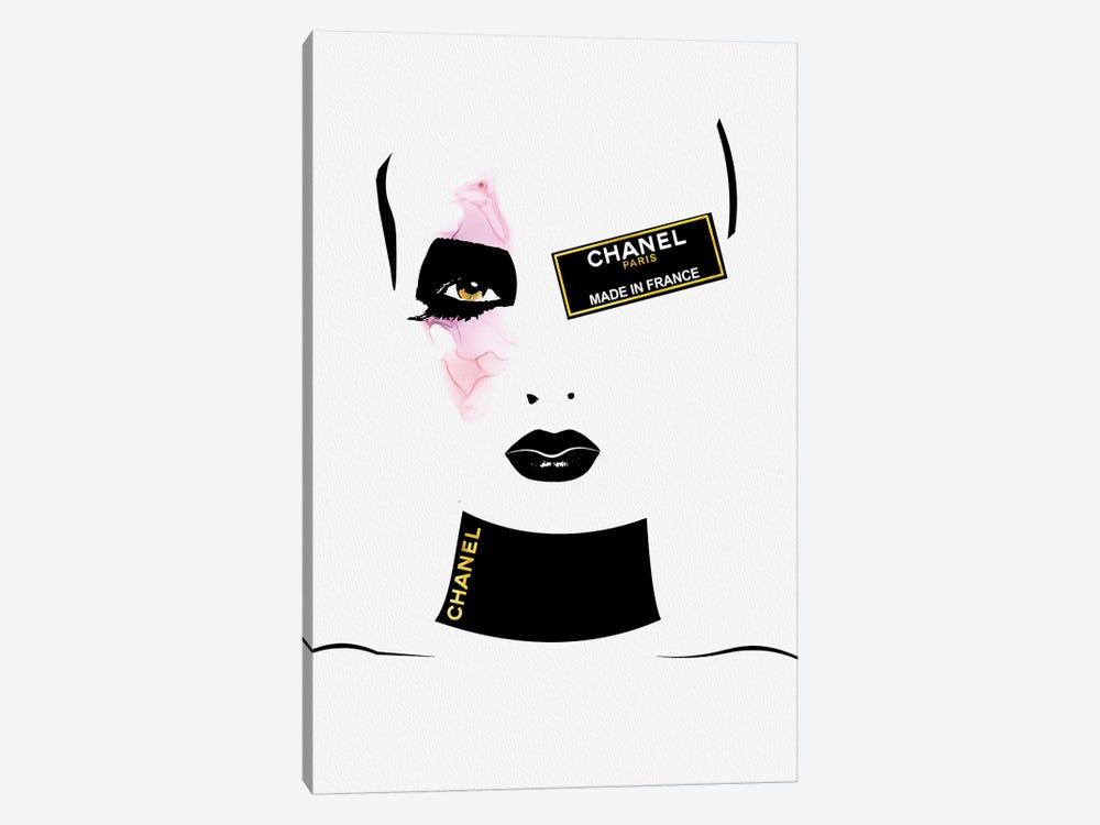 Fashion Freak Fianna by Pomaikai Barron 1-piece Canvas Artwork