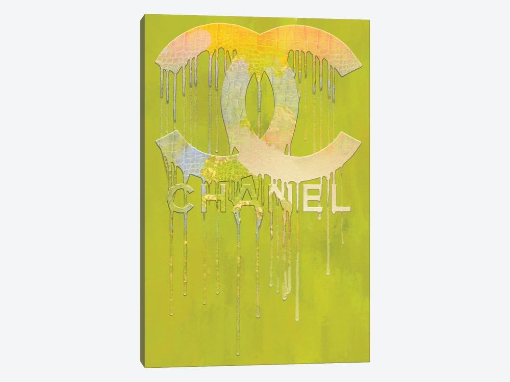 Fashion Drips CC Brite by Pomaikai Barron 1-piece Canvas Art Print