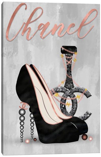 Late Nights With Chanel III Canvas Art Print