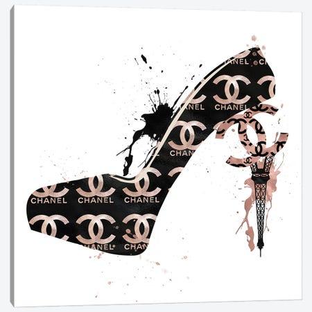 CC High Heels Fashion II Canvas Print #POB34} by Pomaikai Barron Canvas Print