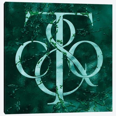 Emerald Frost V Canvas Print #POB376} by Pomaikai Barron Canvas Print
