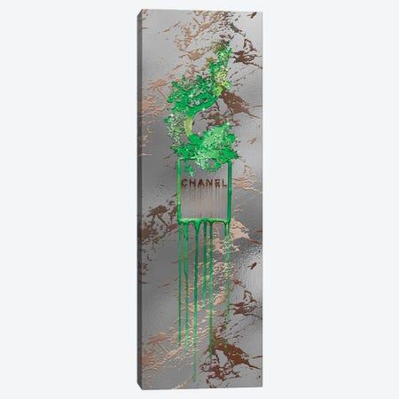 Fashion Fantasy Perfume Bottle & Bonsai Tree II Canvas Print #POB383} by Pomaikai Barron Canvas Art Print