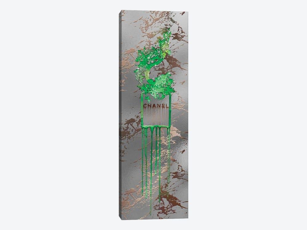 Fashion Fantasy Perfume Bottle & Bonsai Tree II by Pomaikai Barron 1-piece Canvas Print