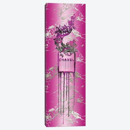 Fashion Fantasy Perfume Bottle & Bonsai Tree IV Canvas Print #POB385} by Pomaikai Barron Canvas Wall Art