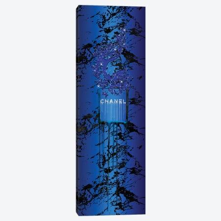 Fashion Fantasy Perfume Bottle & Bonsai Tree Canvas Print #POB386} by Pomaikai Barron Canvas Wall Art