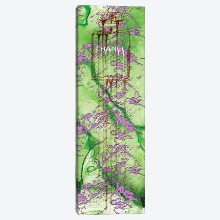 Let It Drip Bronze Perfume Bottle Canvas Print #POB390} by Pomaikai Barron Canvas Wall Art