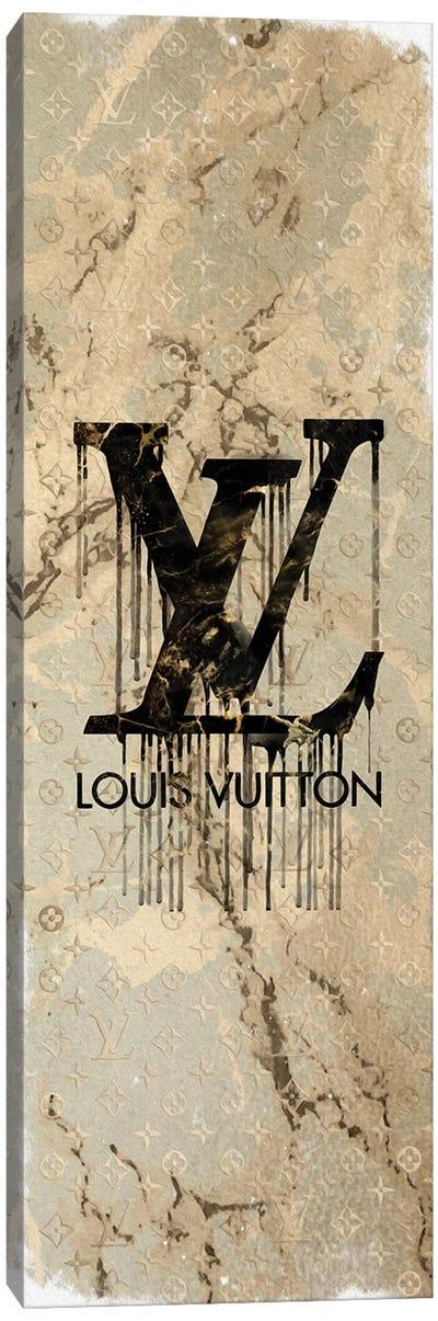I Do Creme Louis Canvas Art Print