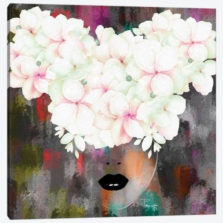 Leara Canvas Print #POB670} by Pomaikai Barron Art Print