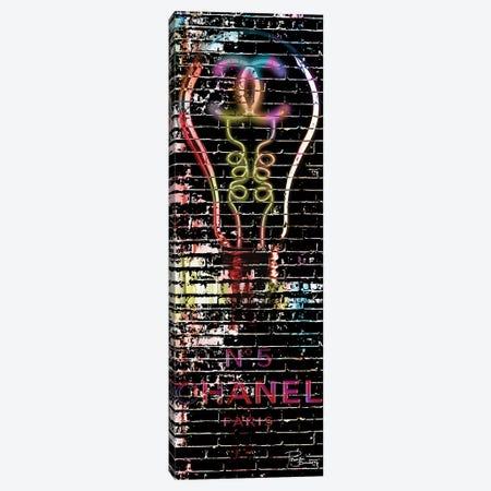 Abstract As Fu!K Chanel Canvas Print #POB711} by Pomaikai Barron Canvas Art