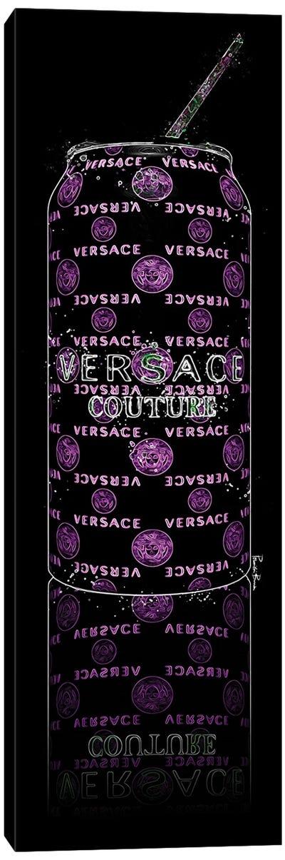Electric Couture_Versace Canvas Art Print