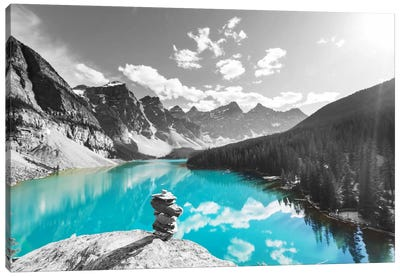 Uplifting Reflection Canvas Art Print