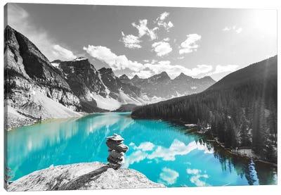 Uplifting Reflection Canvas Art Print