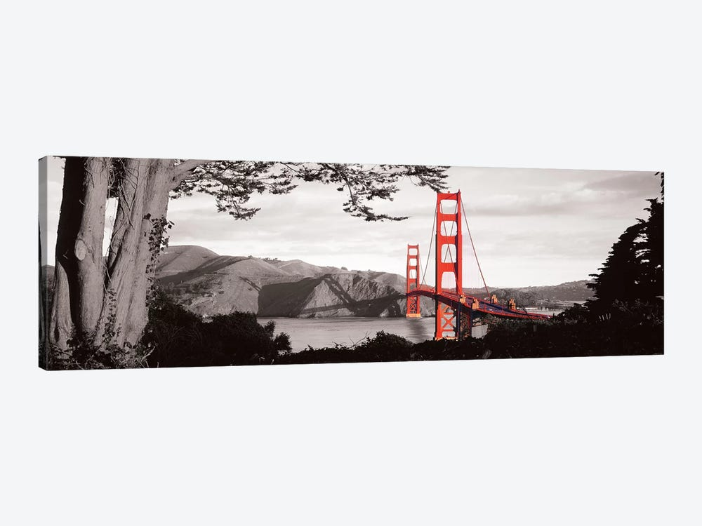 Objective View by 5by5collective 1-piece Canvas Art Print