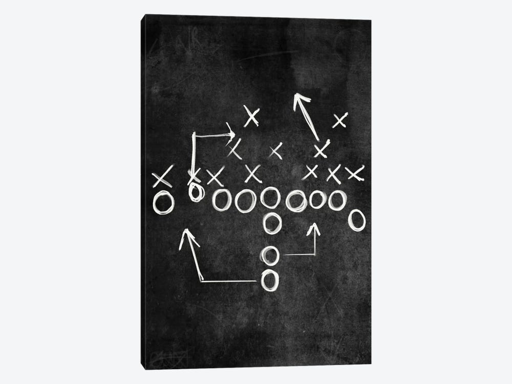 Strong Side Flank by 5by5collective 1-piece Canvas Wall Art