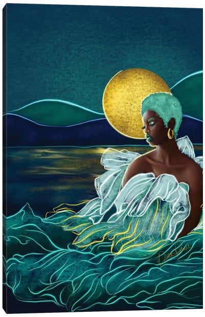 Wavelength Canvas Art Print