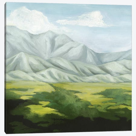 Deep Valley I Canvas Print #POP1000} by Grace Popp Art Print