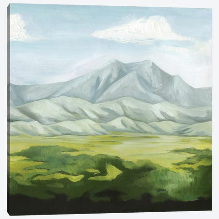 Deep Valley II Canvas Print #POP1001} by Grace Popp Art Print