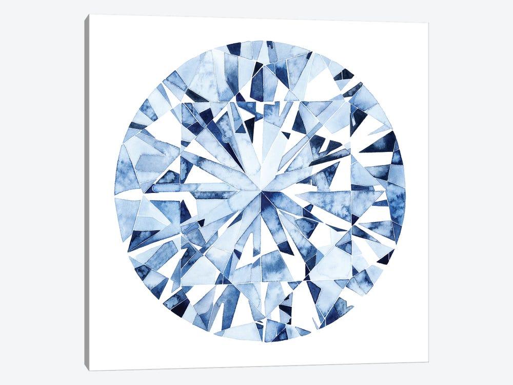 Diamond Drops I by Grace Popp 1-piece Canvas Print