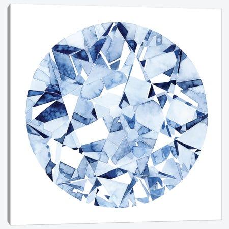 Diamond Drops II 3-Piece Canvas #POP1007} by Grace Popp Canvas Wall Art
