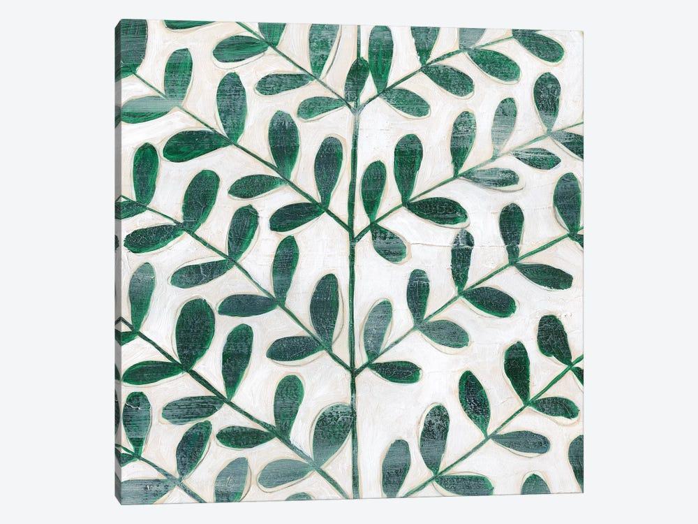 Emerald Palm II by Grace Popp 1-piece Canvas Art Print