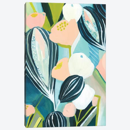 Glow Garden I Canvas Print #POP1018} by Grace Popp Canvas Art