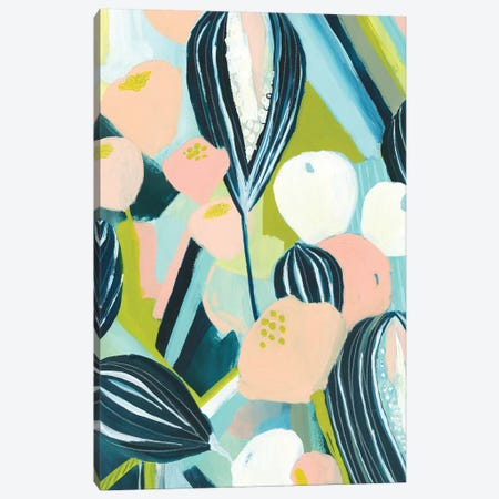 Glow Garden II Canvas Print #POP1019} by Grace Popp Canvas Artwork