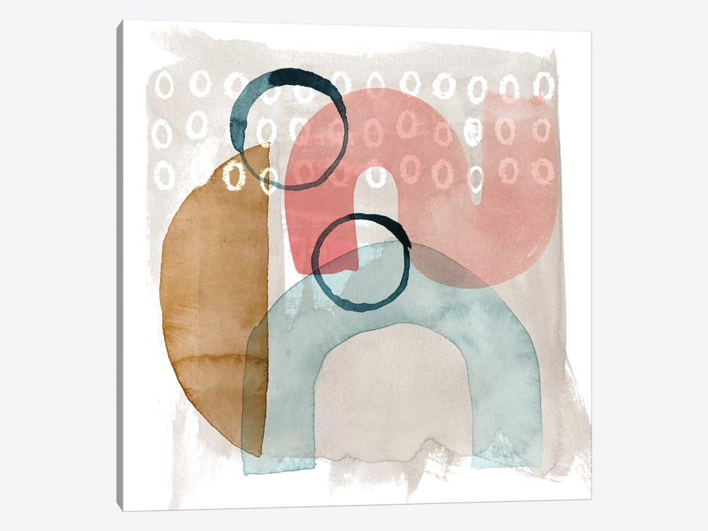 Hygge Formation I by Grace Popp 1-piece Canvas Art Print