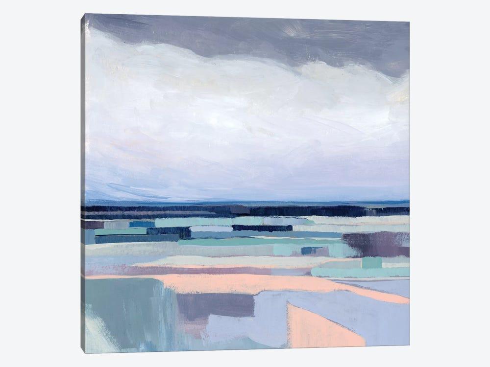 Lavender Gale II by Grace Popp 1-piece Canvas Art Print