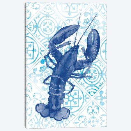 Marine Morocco IV Canvas Print #POP1046} by Grace Popp Canvas Art