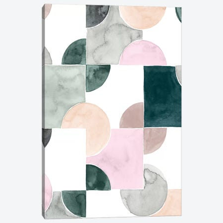 Muted Mystery III Canvas Print #POP1051} by Grace Popp Canvas Wall Art