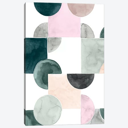 Muted Mystery IV Canvas Print #POP1052} by Grace Popp Canvas Art
