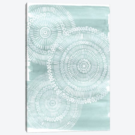 Papercuts II Canvas Print #POP1062} by Grace Popp Canvas Art Print