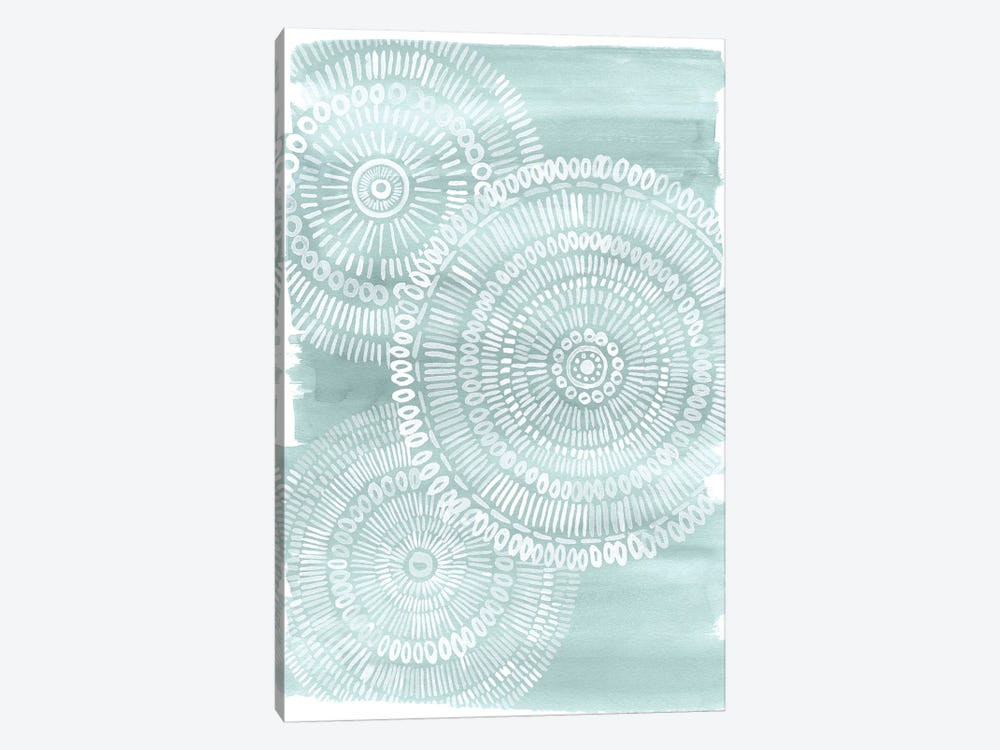 Papercuts II by Grace Popp 1-piece Canvas Art Print
