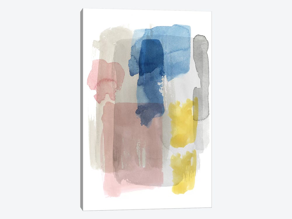 Puddle Pastel II by Grace Popp 1-piece Art Print